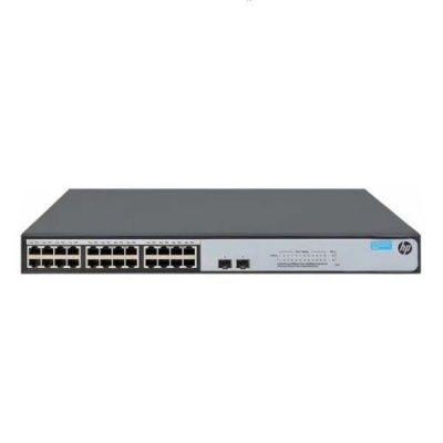 Коммутатор HPE OfficeConnect 1420-24G-2SFP Switch (JH017A)